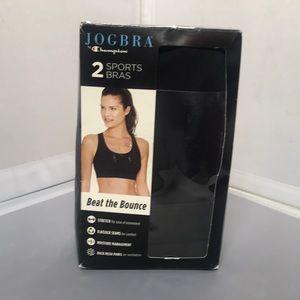 Chanmpion JogBra 2 pack